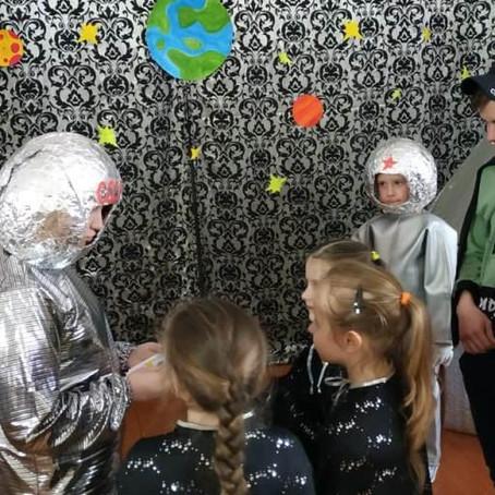 Будем космонавтами!
