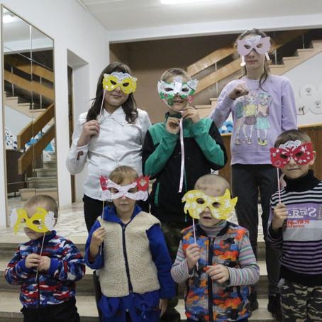 Театральные маски своими руками