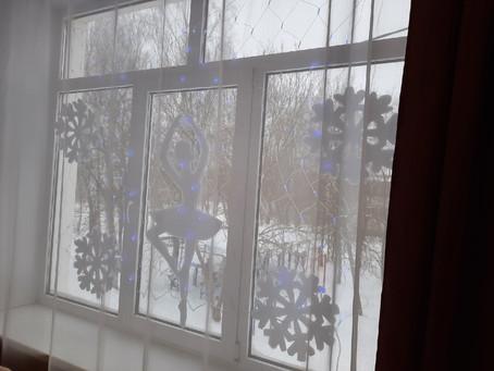 Зимняя сказка в Канищево