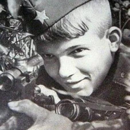 Юные герои Победы