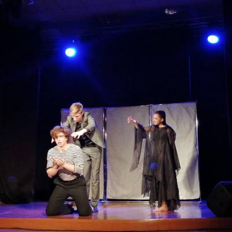 На сцене «Антреприза»!
