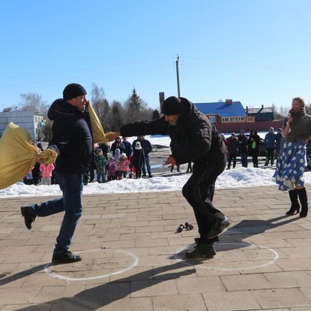 Любимый русский праздник