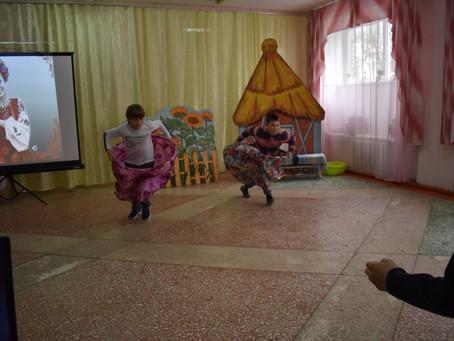 Культура народов России