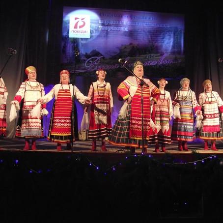 Обуховский народный хор принял участие в фестивале