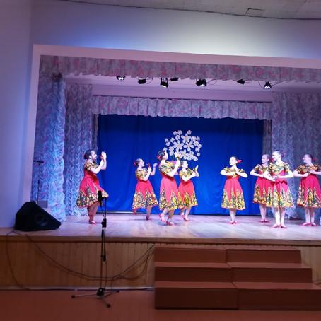 Масленицу отпраздновали в ДК «Дубрава»