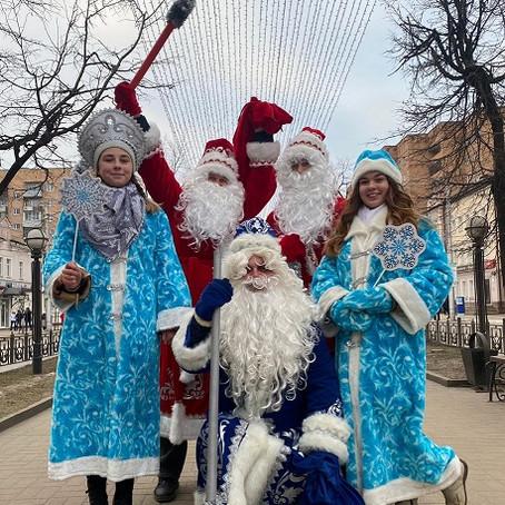 Калуга – Новогодняя столица