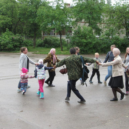 День России отметили в Шопино
