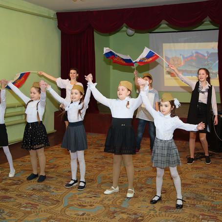 Богатырями сильна Россия
