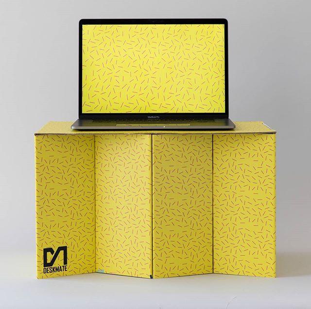 Deskmate standing desk converter