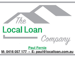 THE LOCAL LOAN COMPANY IS ON BOARD IN 21/22