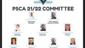 PSCA Leadership Team for 2021/22