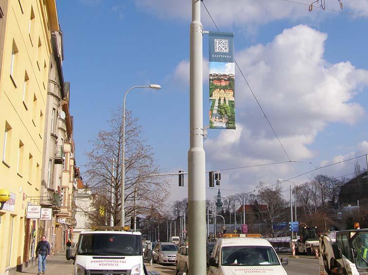 Venkovní reklama / Outdoor ads