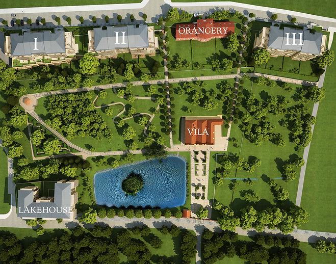 Mapa dostupných nemovitostí Kajetánka
