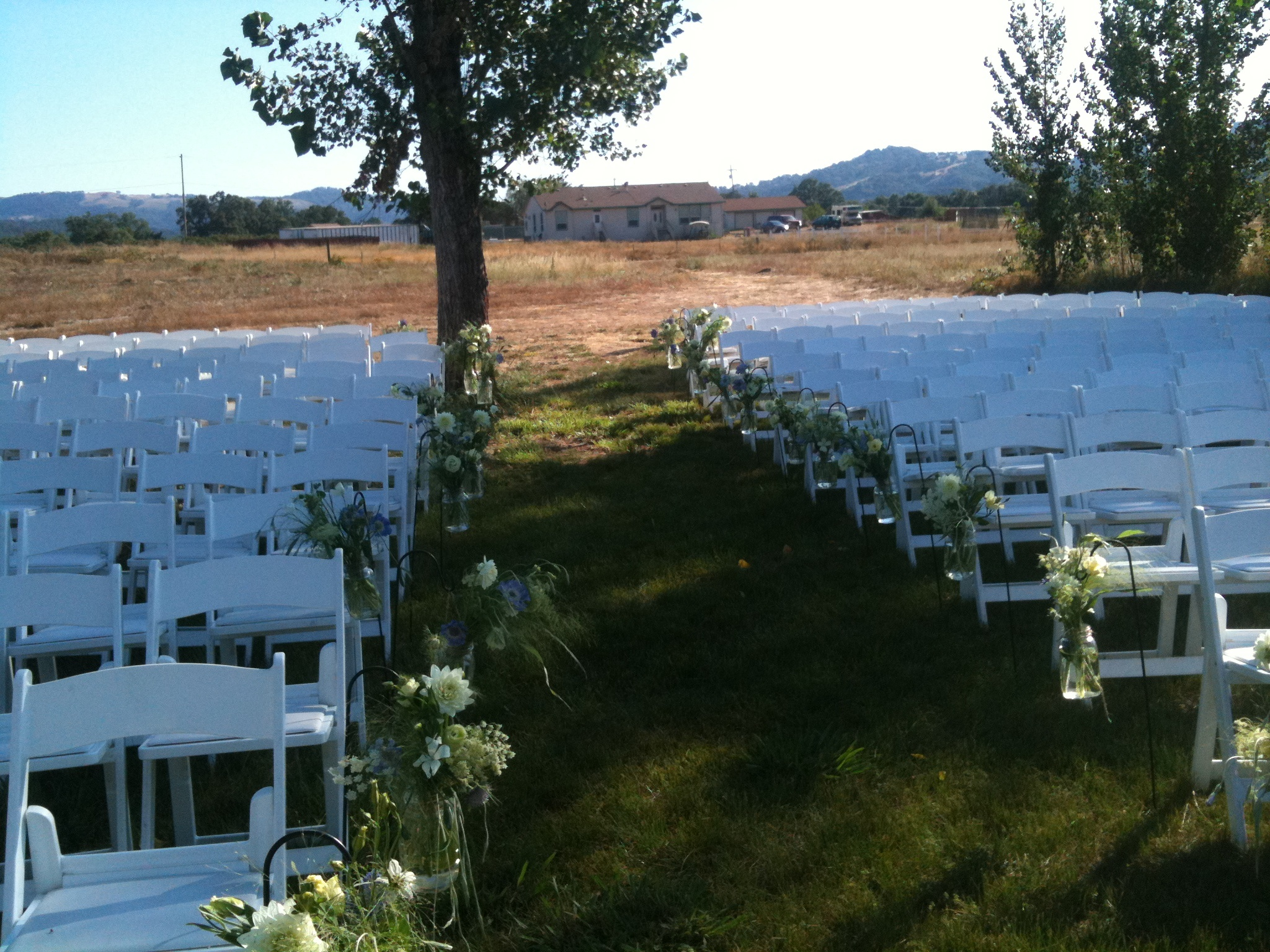 California wedding 2011