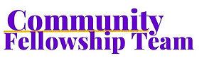 Community Fellowship Team Heading Logo.j