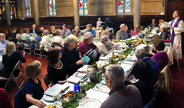 1111 maundy thursday CROPPED big table 2