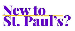 New to St. Paul's Heading Logo.jpg
