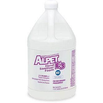 E3 Hand Sanitizer Foam, 1 Gallon