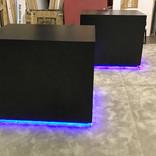 Black mica counters