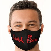 Germ Resistant Printed Masks-Schools