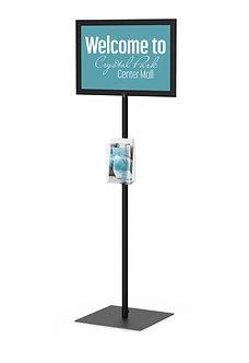 Our Pedestal Sign