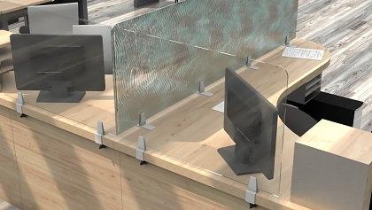 Desk Shield 103
