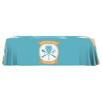 Our 8ft. 4-sided Table Throw