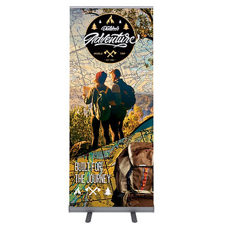 """Our """"Good"""" Banner Stand"""