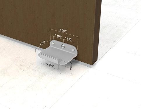 Hands free or foot operated door openers