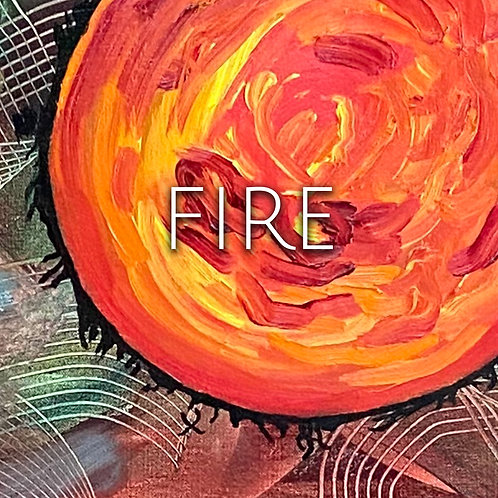 FIRE Moving Meditation