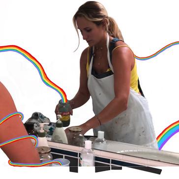 studio rainbows