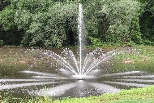 Hydro-Torque 550 Series Lake Fountain