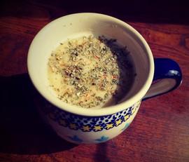 Zupa-krem z soczewicy