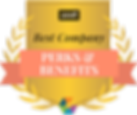 Comparably Award_2018_Perks and Benefits