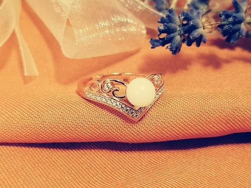 """925er Sterling Silber Ring """"mona"""""""