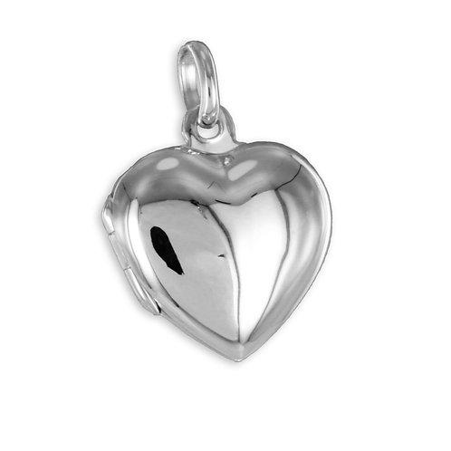 Medaillon Herz - Silber 925/000