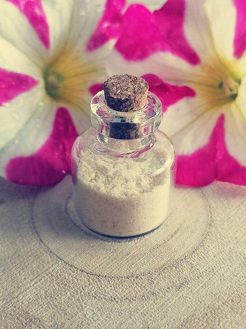 Muttermilchpulver in Flasche