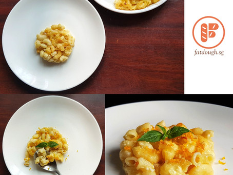 Mac and Cheese - Sponsored By Alce Nero