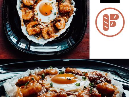 Sambal Udang Telur | Sambal Shrimps with Egg