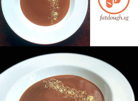Italian Chocolate Pudding