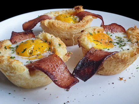 Sambal Breakfast Cups