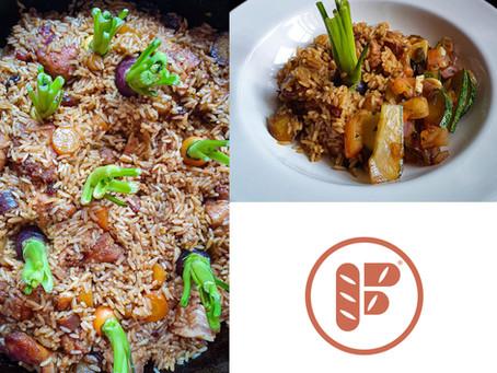 Chicken Pilaf | 鸡肉抓饭