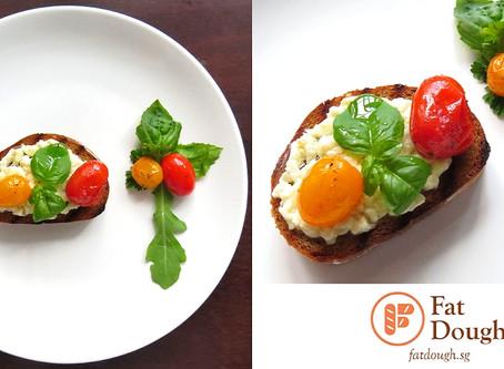 Pomodori Ciliegini Tartine