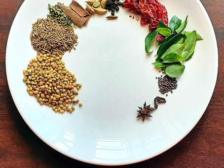 How To Make Madras Curry Powder