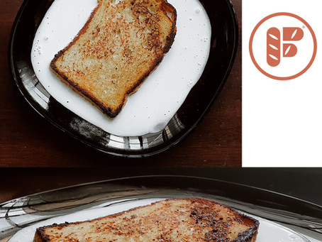 Jacques Pépin's French Toast