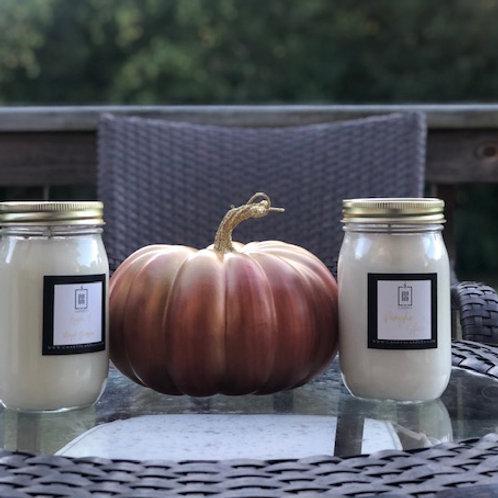 16 OZ Candle Jar