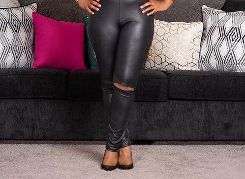 Leather Is Better Leggings