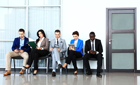 business-people-waiting-for-job-intervie