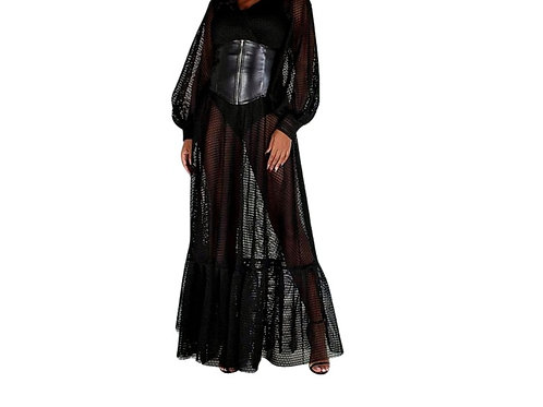 Black Out Maxi