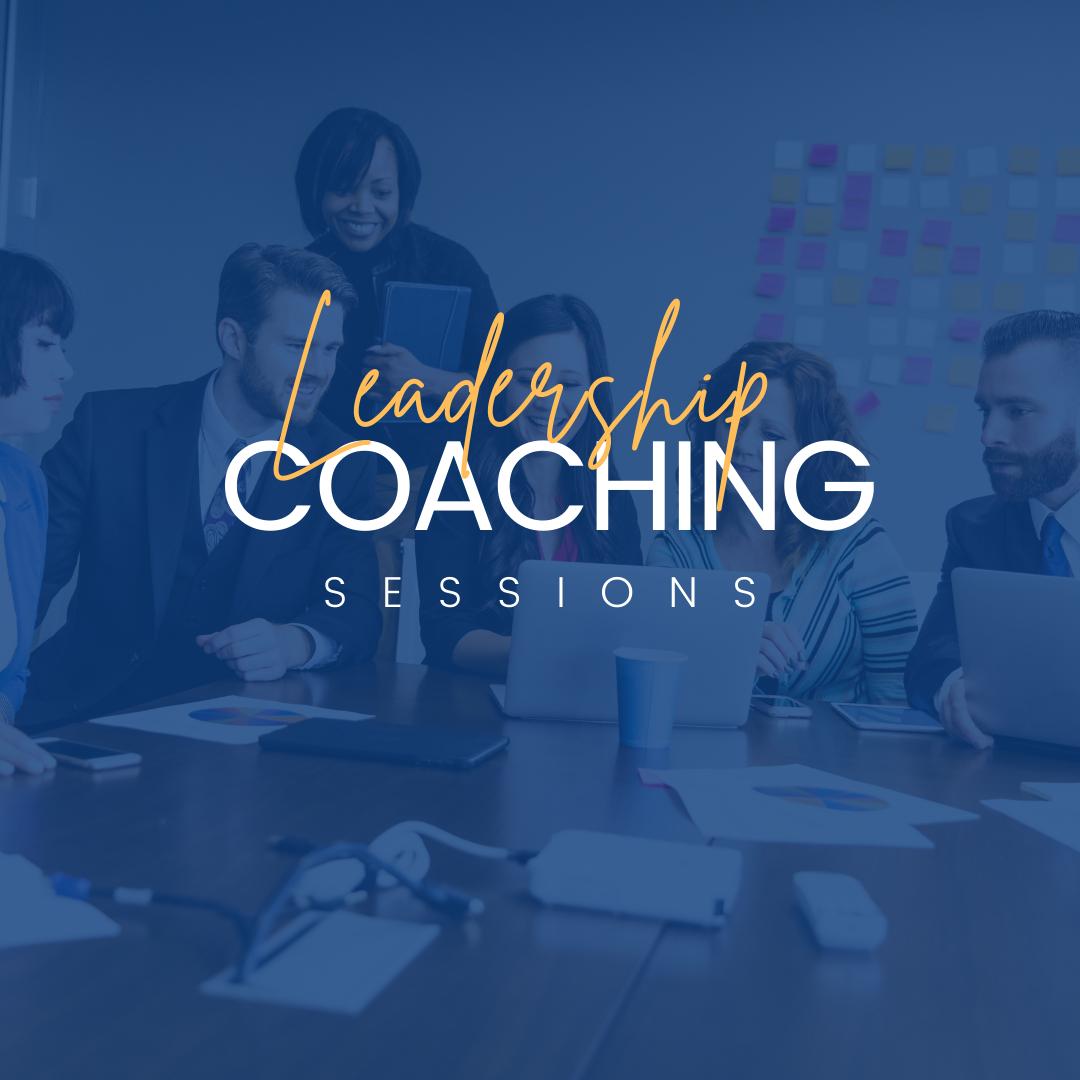 LEADERSHIP COACHING SESSION